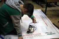 Ученики новомосковской школы робототехники участвовали в «Робофесте-2016», Фото: 8