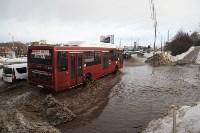 Потоп на ул. Рязанской и Восточном обводе, Фото: 8