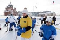 Семейный фестиваль хоккея, Фото: 6