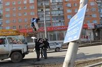 ДТП в районе перекрестка ул. Ложевой с ул. Калинина., Фото: 26