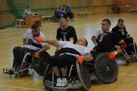 Чемпионат по регби на колясках в Алексине, Фото: 6