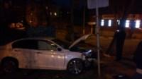 ДТП на перекрестке ул. Гоголевской и ул. Тургеневской, Фото: 1