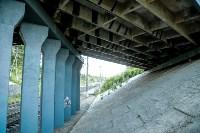 Рейд Myslo: в каком состоянии Тульские мосты, Фото: 4