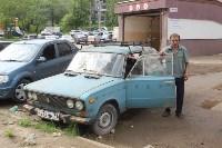 Туляк два года живёт в машине, Фото: 6