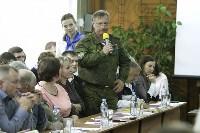 В Ясногорске Алексей Дюмин поручил привести в порядок городской парк, Фото: 8
