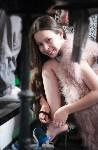 Алита Андришевская снялась в клипе, Фото: 1