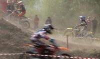 Юные мотоциклисты соревновались в мотокроссе в Новомосковске, Фото: 99
