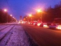 ДТП на ул. Металлургов. 20.01.2015, Фото: 6