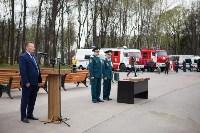 Тульские спасатели отметили праздник, Фото: 17