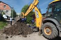 На Косой Горе ликвидируют незаконные врезки в газопровод, Фото: 38