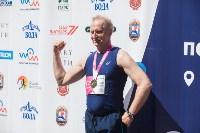 Essity Тульский полумарафон собрал 850 спортсменов со всей России, Фото: 53
