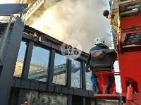 Пожар в пиццерии на Красноармейском, Фото: 17