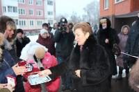 Владимир Груздев и Марина Левина вручили ключи от новых квартир детям-сиротам, Фото: 10