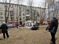 Пожар на ул. Октябрьской, Фото: 11