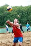 Пляжный волейбол в парке, Фото: 4