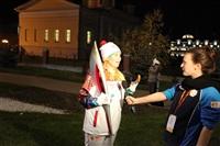 Этафета олимпийского огня. Площадь Ленина, Фото: 20