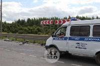 В ДТП под Тулой погибли три сотрудника УФСИН, Фото: 3