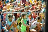 В Туле прошел фестиваль красок и летнего настроения, Фото: 158
