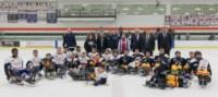Алексинские следж-хоккеисты в Америке, Фото: 11