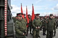 Репетиция Парада Победы в подмосковном Алабино, Фото: 9
