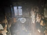 На улице Металлургов в Туле загорелась квартира , Фото: 29