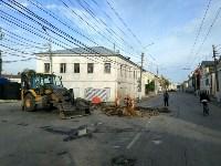 Улица Металлистов перекрыта, Фото: 13