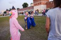 На тульском «Газоне» прошла пижамная вечеринка, Фото: 87