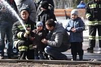 В Туле спасатели провели акцию «Дети без опасности», Фото: 14
