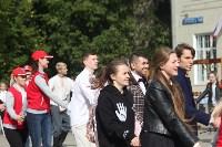 В Туле прошел ежегодный парад студентов, Фото: 54