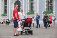 Матч Испания - Россия в Тульском кремле, Фото: 47