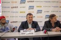Бойцы М-1 провели открытую пресс-конференцию и встретились с фанатами, Фото: 11