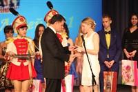Владимир Груздев поздравил тульских выпускников-медалистов, Фото: 37