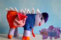 Игрушки, сшитые по рисункам детей, Фото: 2
