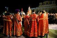 Пасхальное богослужение в Успенском соборе, Фото: 46