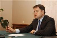 Владимир Груздев с визитом в Алексин. 29 октября 2013, Фото: 7