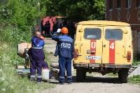 На Косой Горе ликвидируют незаконные врезки в газопровод, Фото: 6