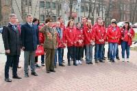 Посадка Тополя Победы в Туле, Фото: 1