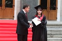 Владимир Груздев поздравил выпускников магистратуры ТулГУ, Фото: 40