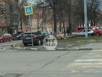 В Туле внедорожник BMW повалил столб ЛЭП, Фото: 5