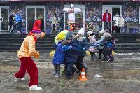 Широкая Масленица с Тульским цирком: проводы зимы прошли с аншлагом, Фото: 46