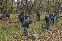 Высадка деревьев в Рогожинском парке, Фото: 18