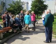 Встреча с жителями по вопросу благоустройства Молодежного бульвара , Фото: 5
