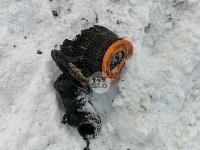 В Туле водитель бетономешалки и военные потушили горящую на трассе ГАЗель, Фото: 4