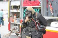 Тульские пожарные обучили таможню  бороться с огнём, Фото: 12