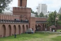 Установка шпиля на колокольню Тульского кремля, Фото: 38