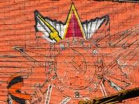 Граффити московских райтеров. 15 августа 2015, Фото: 1