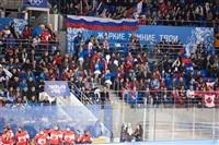 Женский хоккейный матч Канада-Финляндия. Зимняя Олимпиада в Сочи, Фото: 16