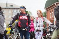 В Туле прошел большой велопарад, Фото: 205