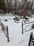 Кто устроил беспредел на кладбище Горняк, Фото: 4