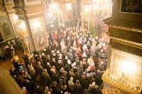 Рождественское богослужение в Успенском соборе Тулы, Фото: 72